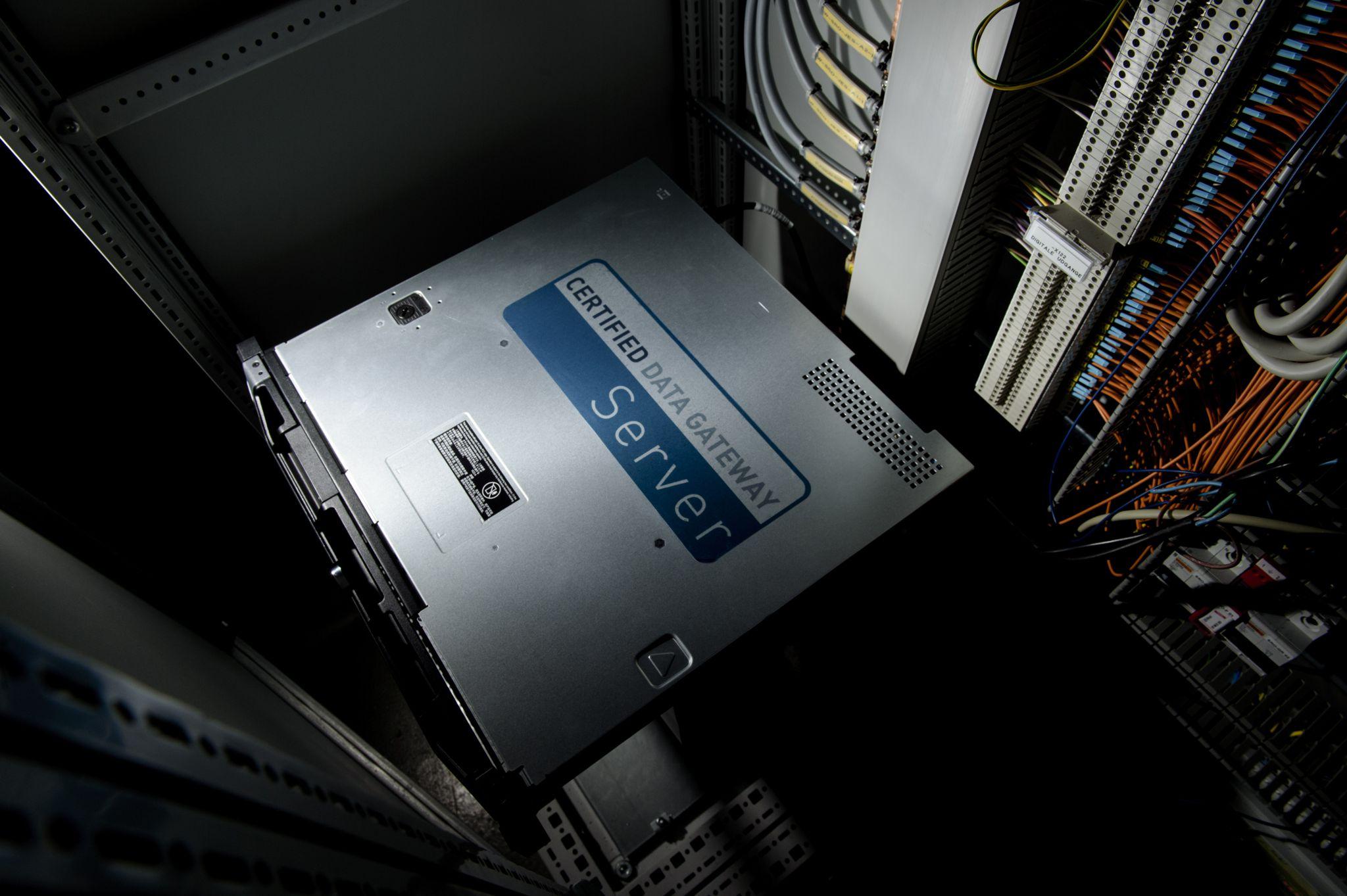 61850 data gateway