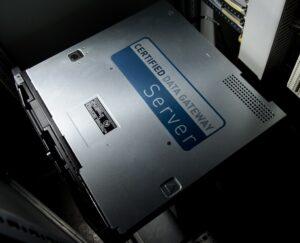 IEC61850 secure server